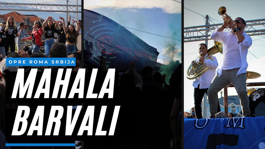 Opre Roma Srbija - Mahala Barvali (Official Music Video) | 4K
